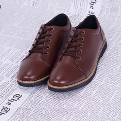 Giày da thật, phong cách trẻ trung