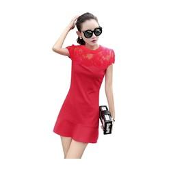 Đầm REN ĐUÔI CÁ