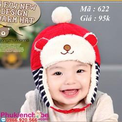 Mũ cho bé trai 6- 24 tháng