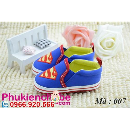 Giày siêu nhân dành cho bé 3 -18 tháng
