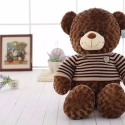 Gấu Ôm Teddy 1m2 - Giá cực shock - JVTD2 - JAVIN TEDDY