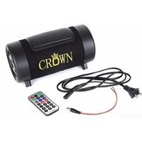 Loa Crown 4_ loa dùng điện,nghe rất hay