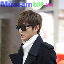 Kính mát gọng vuông Rayz Ban Lee Min Ho phong cách tự tin KVVS-TT5