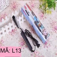 Máy lược điện + uốn tóc 2IN1 -- L13