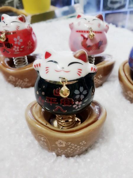 Mèo Thần Tài May Mắn 5