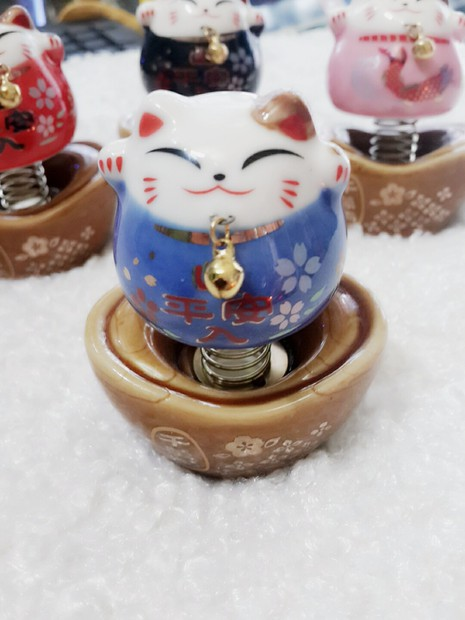 Mèo Thần Tài May Mắn 3
