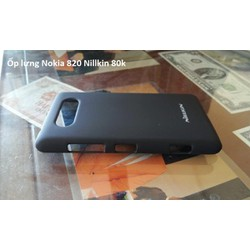 .Lumia 820: Ốp lưng Lumia 820 Nillkin