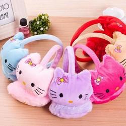 Bông Bịt tai Hello Kitty