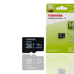 THẺ NHỚ Micro SD TOSHIBA 16GB Class 10