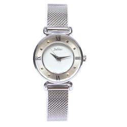 Đồng hồ nữ  màu trắng xinh sắn và trang nhã