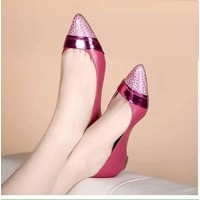 Giày Bệt Da Beo HOT HÀN QUỐC