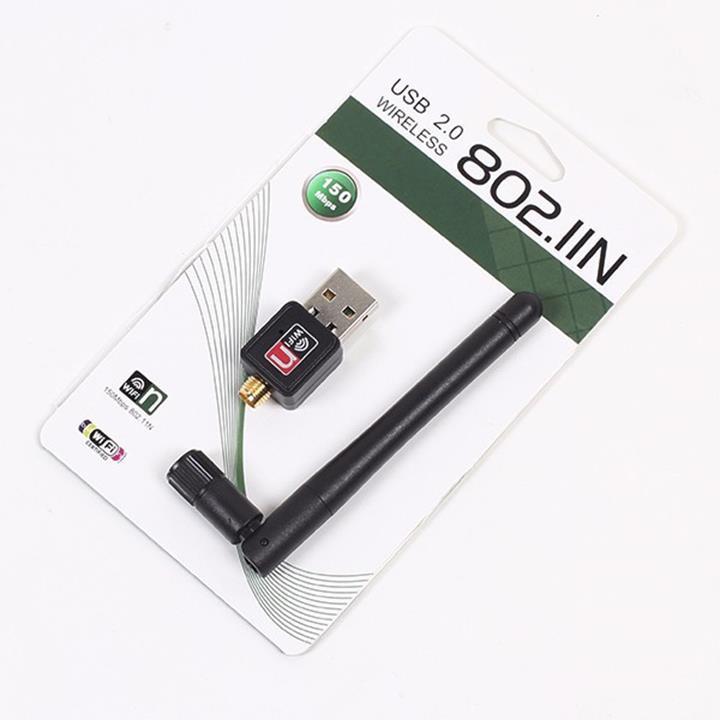 USB Thu Wifi 802.11 Có Anten 6