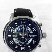 Đồng hồ Montblanc Flyback super fake TpHCM E1689LB