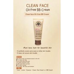 Kem chống nắng dành cho da dầu Oil Free Sun Cream The face shop