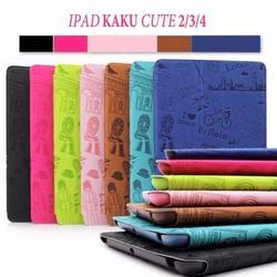 Bao da ipad 2 3 4 KaKu chính hãng , ipad air 1,2