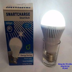 Bóng đèn LED thông minh tự sáng khi mất điện 7w