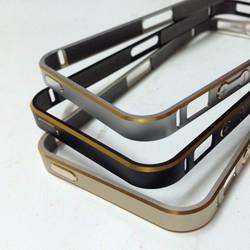 iphone 5 ốp viền nhôm