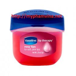 Son dưỡng môi Vaseline Rosy lips.