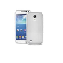 Ốp lưng Samsung Clear Cover Galaxy S4 - Trắng sữa