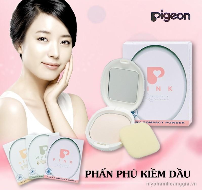 PHẤN PHỦ PIGEON CHÍNH HÃNG 1
