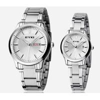Đồng hồ cặp EYKI - Tặng kèm cài áo nữ