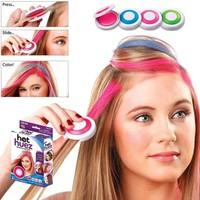 Bộ 4 phấn nhuộm tóc màu