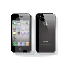 Miếng dán màn hình Vmax cho iPhone 4s chống vân tay-Trắng trong