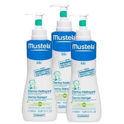 Dầu gội và sữa tắm 2 in 1 Mustela an toàn cho làn da bé
