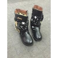 Giày boots bé gái từ 2 - 4 tuổi GBG12