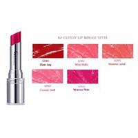 Son môi Missha M Glossy Lip Rouge SPF13 - Đỏ, hồng, cam