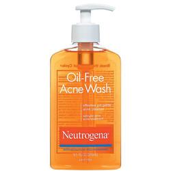 Sửa rữa mặt Neutrogena Oil-Free Acne Wash 269ml