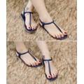 Giày Sandal Chữ T đẹp đơn giản. Khuyến mãi SL có hạn