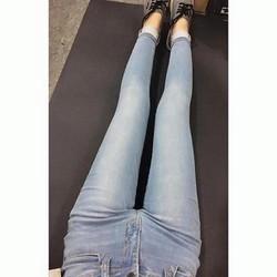 Quần jean Nữ skinny xuất xịn.