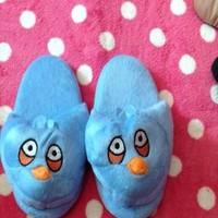 Bộ sưu tập giày mang trong nhà hình thú angry DTN64