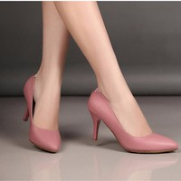 G007- Giày cao gót nữ cao cấp LAZAShop