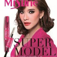 Mascara Mistine Super cho mi dài gấp 3 lần