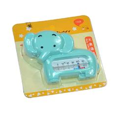 Nhiệt kế đo nhiệt độ nước tắm hình chú voi xanh