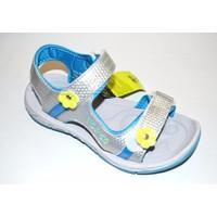 Giày sandan cho bé gái xanh