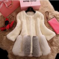 Hàng order: Áo lông thú cao cấp A992