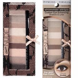 Phấn mắt màu CLASSIC Nude - Physicians Formula Shimmer Strips Custom