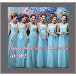 Váy cưới dạ hội AC182
