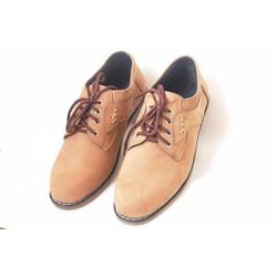 Giày boot da bò thật. Bảo hành 12 tháng. MS:B20B.
