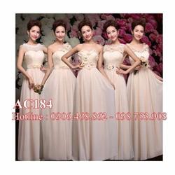 Váy cưới maxi AC184