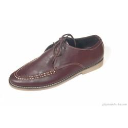 Giày mọi da bò thật. Bảo hành: 12 tháng. MS:M45