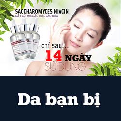 Chăm Sóc Da SACCHAROMYCES niacin 50ml