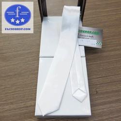 [Chuyên sỉ - lẻ] Cà vạt nam Facioshop CB01 - bản 5cm