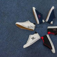 Giày bata chữ X SB023