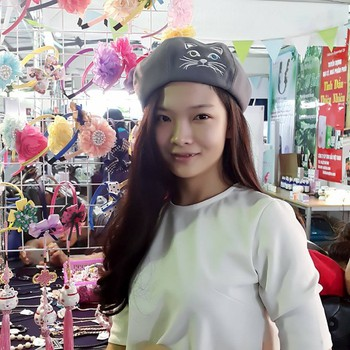 mũ nồi thời trang