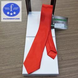 [Chuyên sỉ - lẻ] Cà vạt nam Facioshop CW01 - bản 5cm
