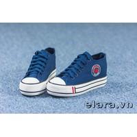 Giày bata 2 sọc hông SB028